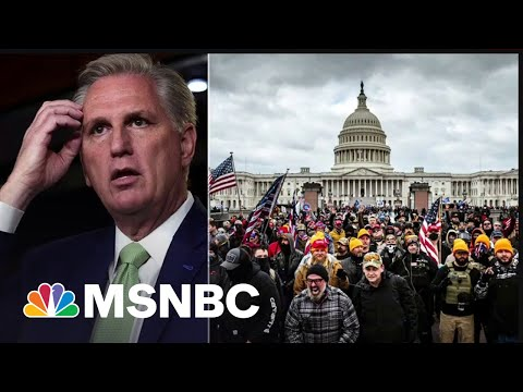 GOP Not Conducting Own Jan. 6 Investigation Despite Kevin McCarthy's Vow