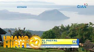 Download lagu Unang Hirit: New Normal pasyal sa Tagaytay!