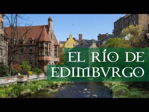 ESCOCIA   Guía de Edimburgo #5 : Paseo por el Water of Leith   Entre Rutas