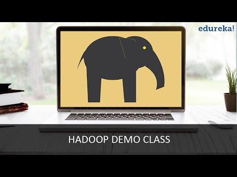 Big Data and Hadoop Demo Class | Edureka