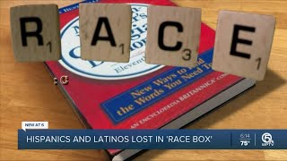Hispanics, Latinos face confusion in the 'race box'