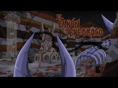 Minecraft Trailer, El Cañón Tenebroso [Aventura] [MiniCTM] [1.10.2]