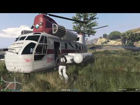 GTA 5 - Import/Export - Source Vehicle - Arms Dealer, collected undetected