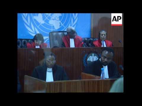 TANZANIA: ARUSHA: UN CHIEF KOFI ANNAN VISIT