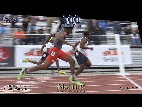 2017 TF - CIF-ss Masters - 100 Meters (Boys) (20)