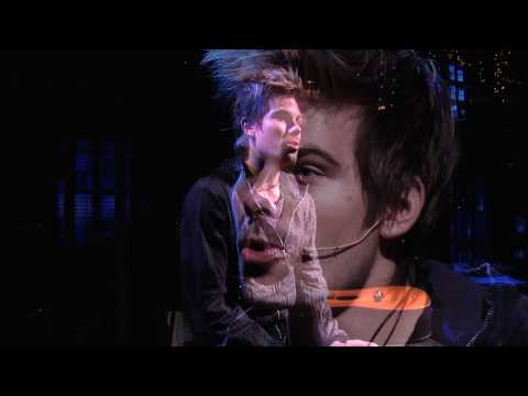 """One Song Glory"" from RENT - Now Playing at New World Stages"