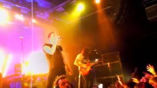Teenagers-My Chemical Romance [In The Venue 4/8/2011 SLC]