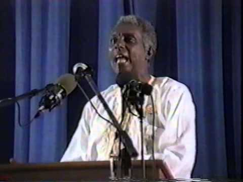 Kwame Toure & Marcus Garvey Jr: The Legacy Of Pan Africanism [1996]