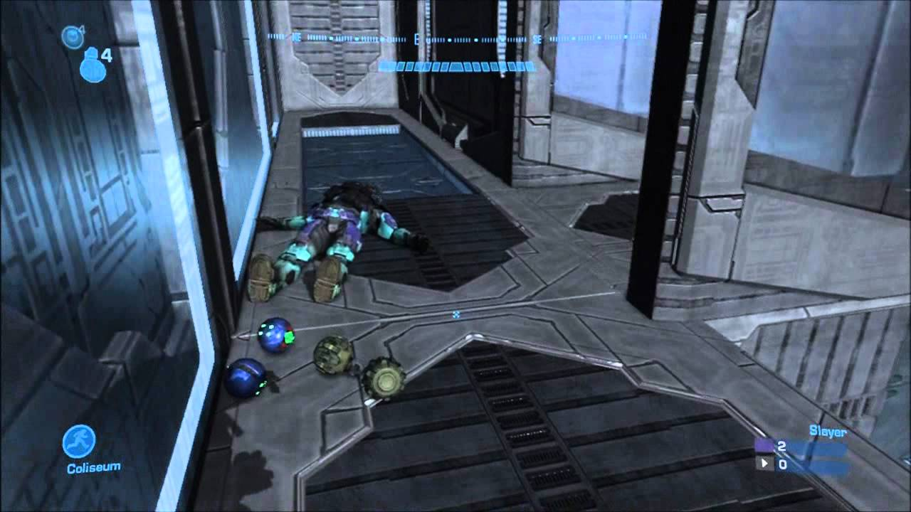 Halo Reach Map of the Week 43  Saw 2  YouTube