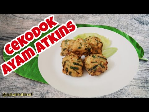 cekodok-ayam-atkins-|-clean-diet-|-episode-16-season-2