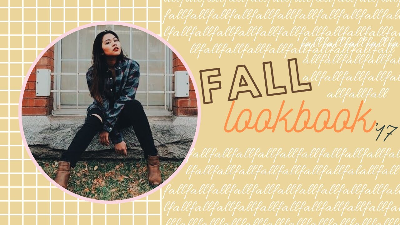 Lookbook: Fall 🍂 (5 outfits in 2 minutes)