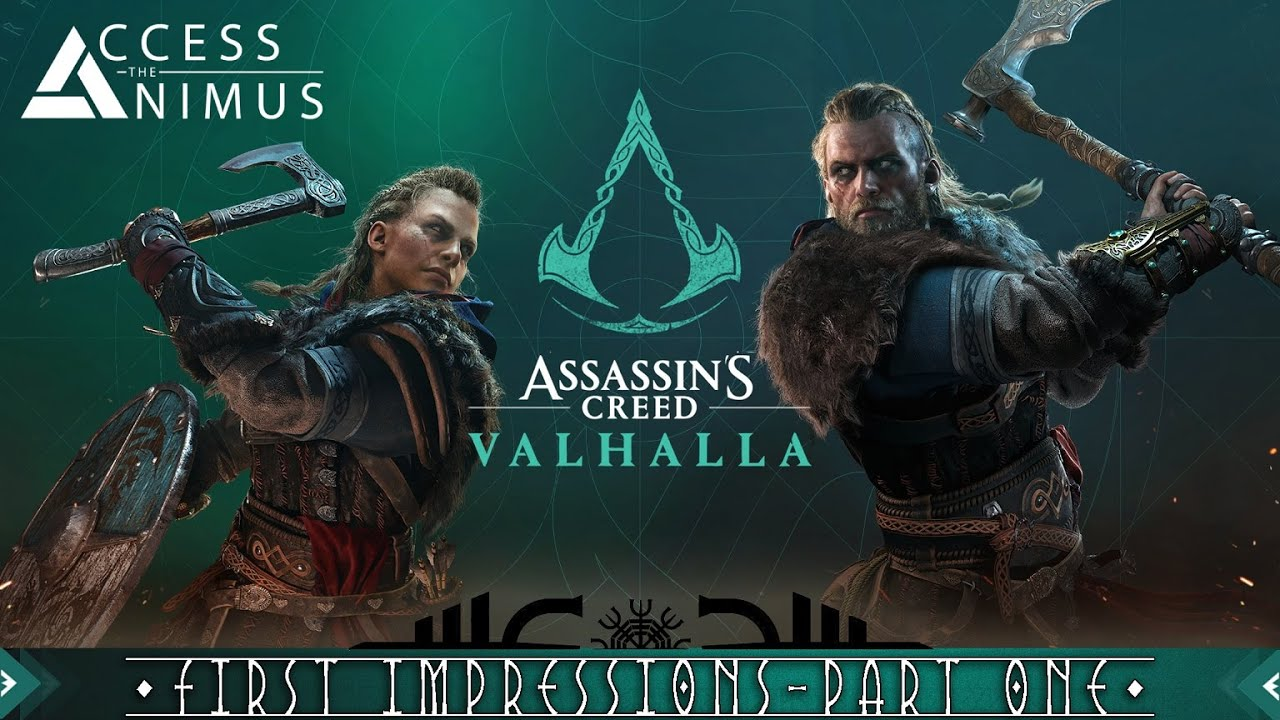 Assassin S Creed Valhalla First Impressions Part 1 Youtube