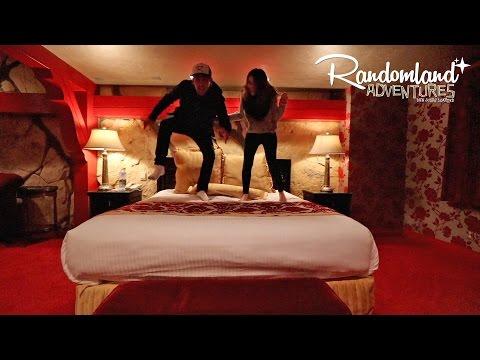 The Madonna Inn - Weirdest motel in California