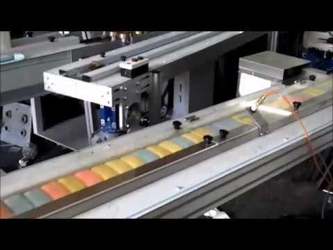 bar soap packaging machine