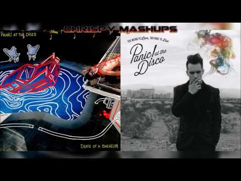 Panic! At The Disco - Death Of A Bachelor / This Is Gospel Mashup