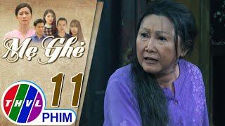 image Mẹ ghẻ - Tập 11[5]: Bà Sang không cho Tuyết vào nhà và tuyên bố Phong sắp làm đám cưới với Diệu