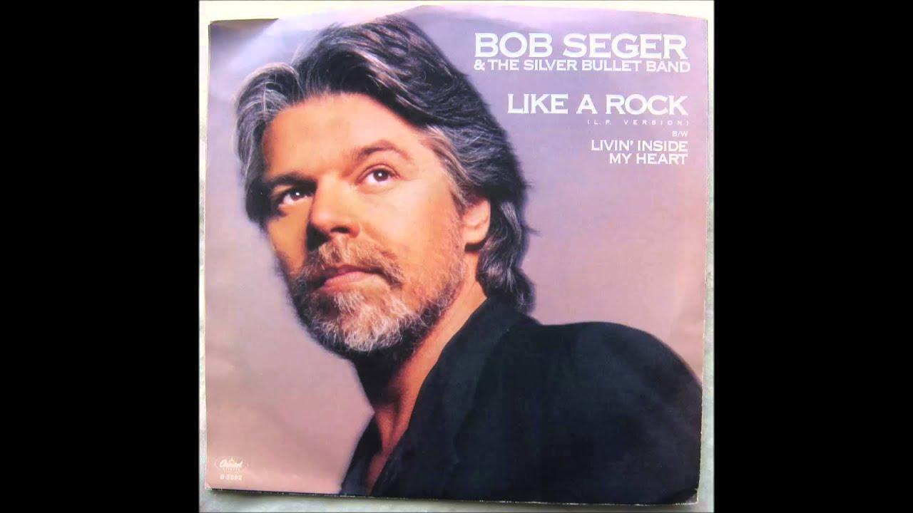 Bob Seger - Livin' Inside My Heart - YouTube