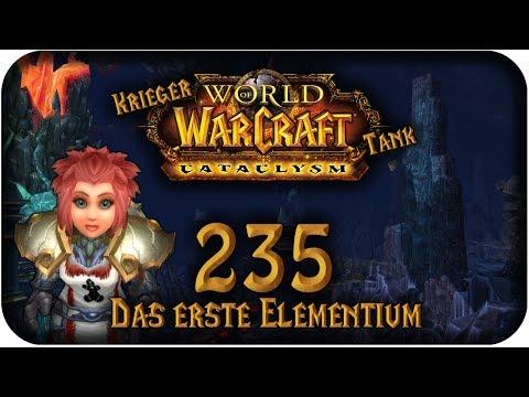 Let's Play World of Warcraft - #235 - Das erste Elementium [Krieger Tank]