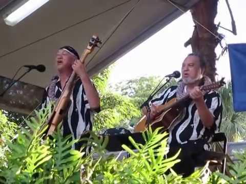 """Brothers Cazimero - """"Waikiki"""""""