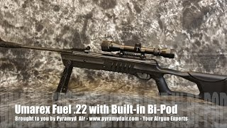 Umarex Fuel .22 Caliber - Review by Airgun Expert Rick Eutsler / AirgunWeb