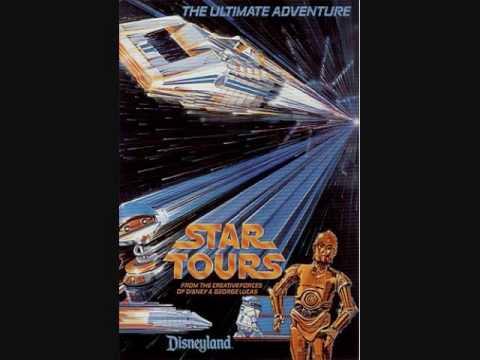Star Tours Audio Track