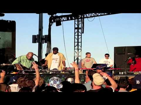 Will Sessions, Phat Kat, Guilty Simpson, and DJ Dez - Front Street LIVE at DEMF