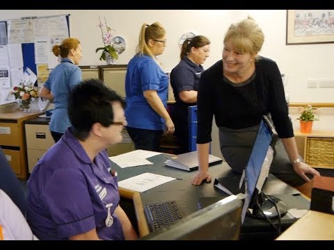 Record nursing and midwifery students