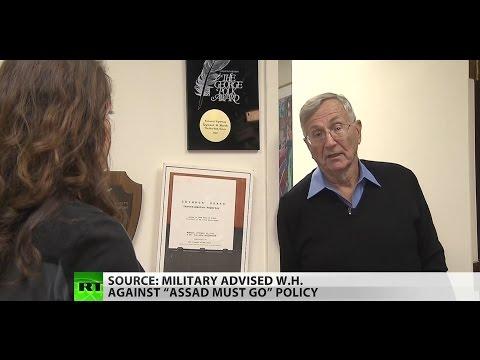 Seymour Hersh on US strategy regarding Assad