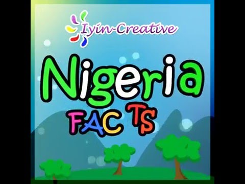 Nigeria Facts by Iyin-Creative Media - Fact #2 Land Mass