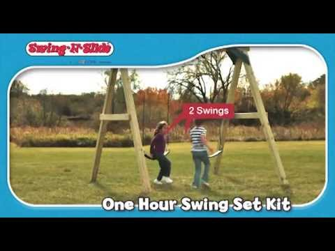 Quality Arch Metal Swing Sets Component Playgrounds Youtube