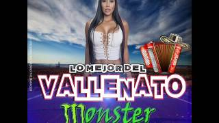 VALLENATOS - MONSTER DISCPLAY