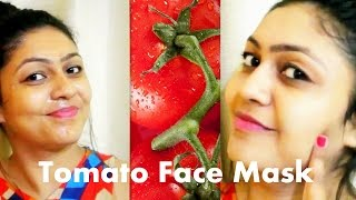 Magical Skin Whitening Tomato Honey Mask  | Fair, Crystal Clear, Spotless Skin Tone | Aakriti Gupta