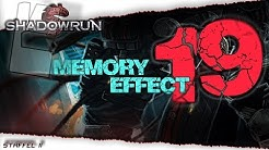 Folge 19: Nackte Geschwister   Memory Effect   Shadowrun