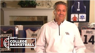John Calipari shares how Kentucky adjusted after Duke loss | ESPN Bracketology