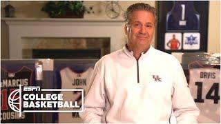 John Calipari shares how Kentucky adjusted after Duke loss | ESPN Bracketology