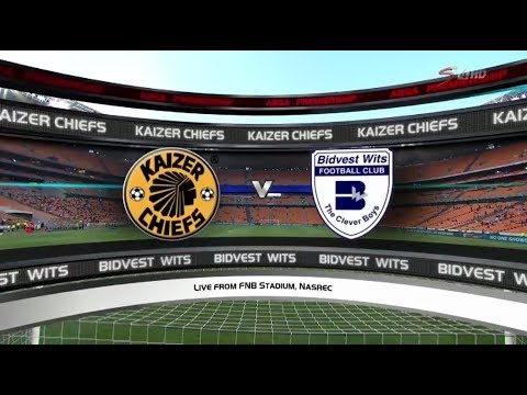 Absa Premiership 2017/2018 : Kaizer Chiefs vs Bidvest Wits