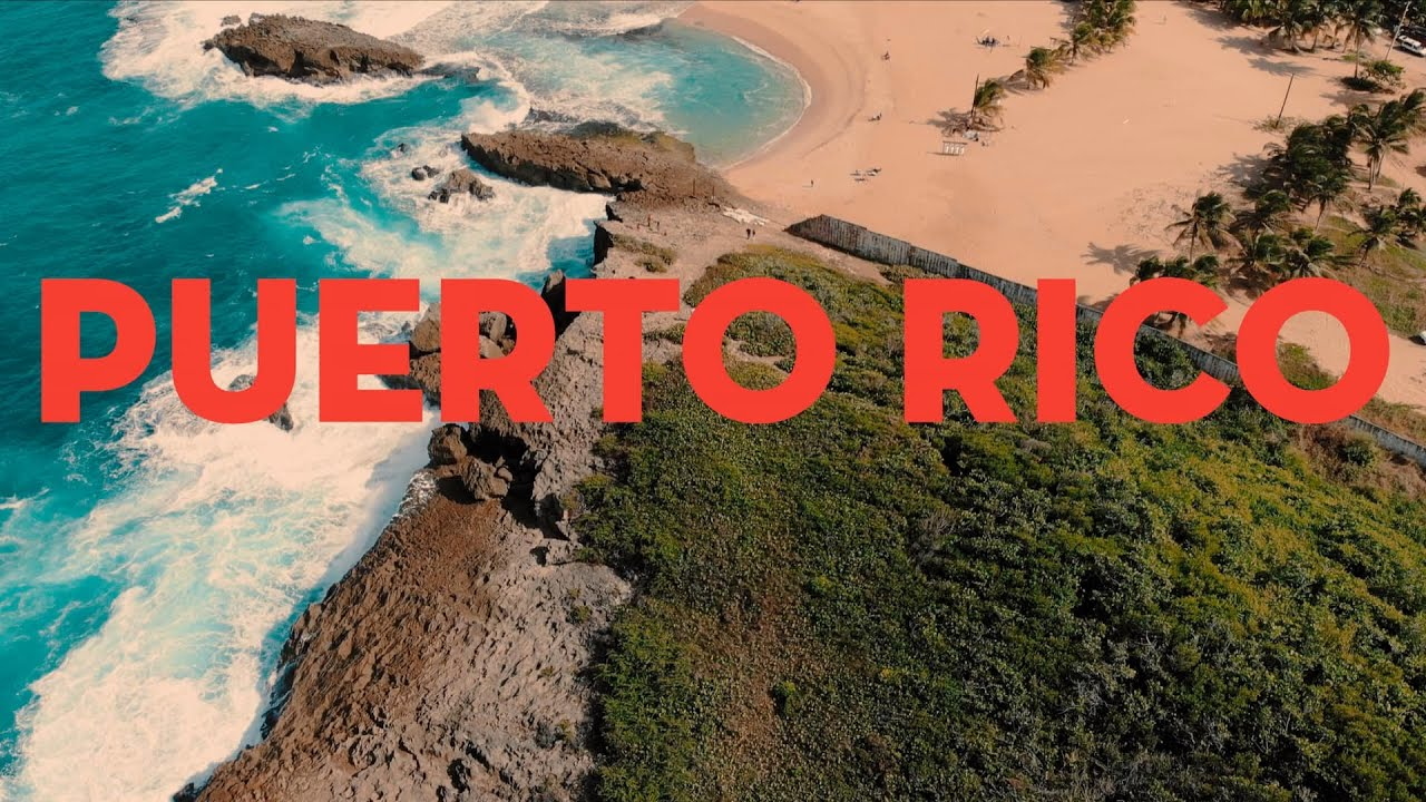 Puerto Rico - Jackie Spade Feat. Yoi Carrera