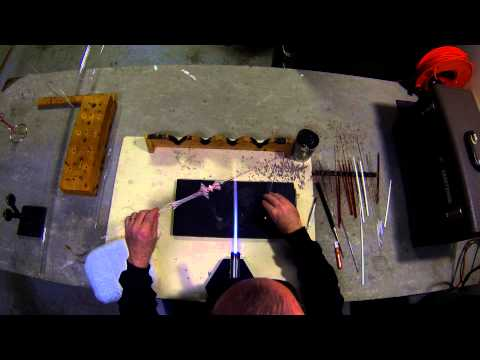 James F. Byrnes Blown Glass Introduction