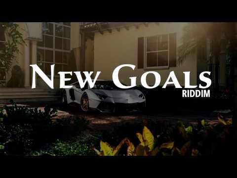 Dancehall Riddim Instrumental Beat - New Goals Riddim [Prod.By Zahiem] Jan 2017