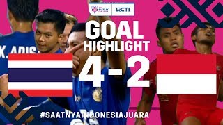 HIGHLIGHT GOAL THAILAND VS INDONESIA