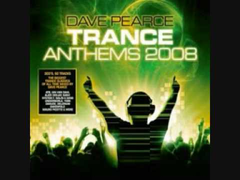 Dave Pearce Trance Anthems - Various Artists