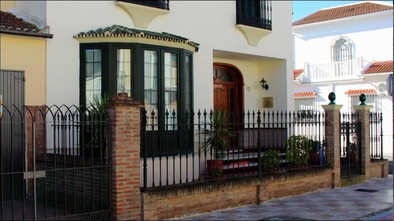 Casa en venta cerca de m laga espa a arriaza vega youtube - Casas con parcela baratas cerca de madrid ...