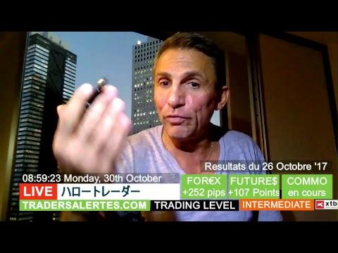 Hello Traders Emission du 30 Octobre 17