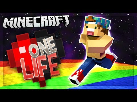 GORGEOUS RAINBOW ROAD! | One Life SMP #25