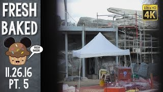 Repeat youtube video [DL] A whole lot of rock work at Star Wars Land, but no fun scarves for me | 11-26-16 Pt. 5 [4K]
