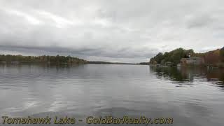 Tomahawk Lake Video 3