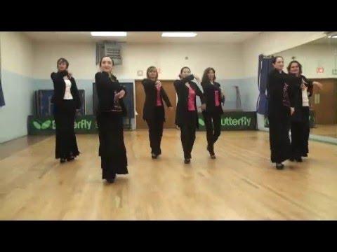Kiss by Prince from Purple Rain in a flamenco dance