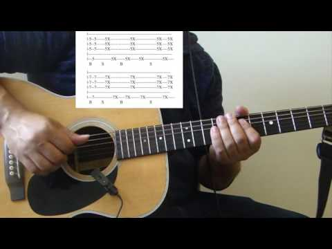 How to Play HipHop/R&B Guitar: Lesson #9 - Chords and Picking