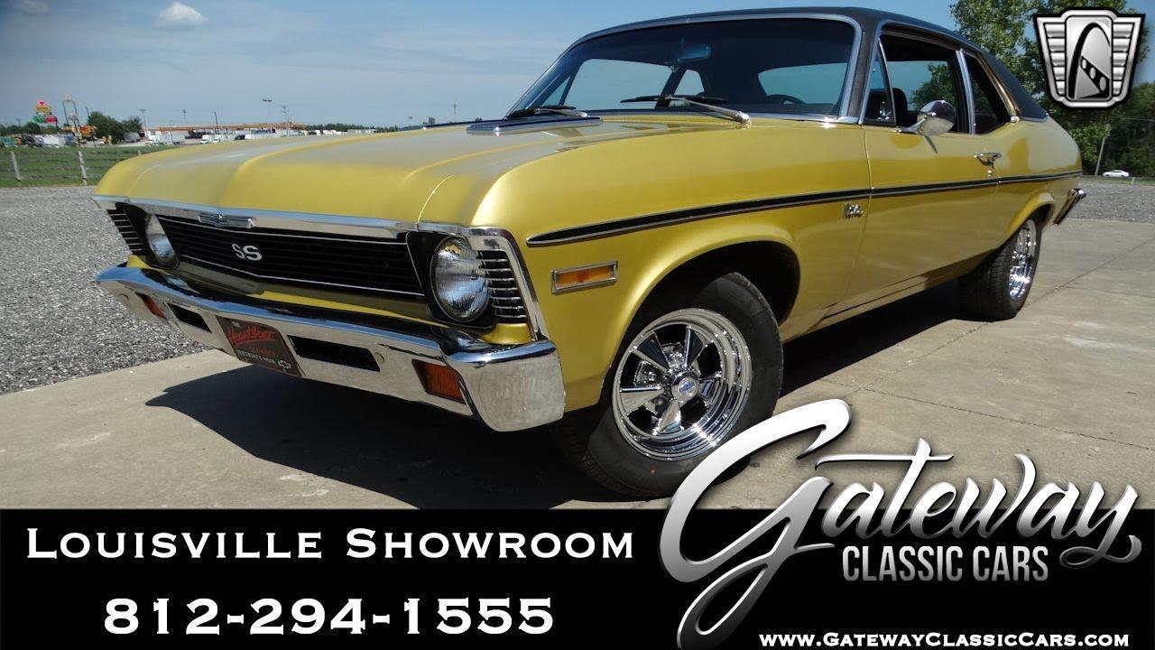 1972 Chevrolet Nova, Gateweay Classic Cars Louisville #2090 LOU