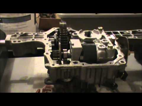 Tractor hydro transmission rebuild part 2